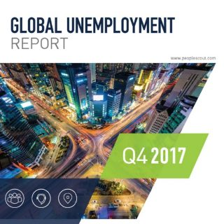 Global Unemployment Report – Q4 2017