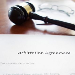 Compliance Corner: Arbitration Agreements