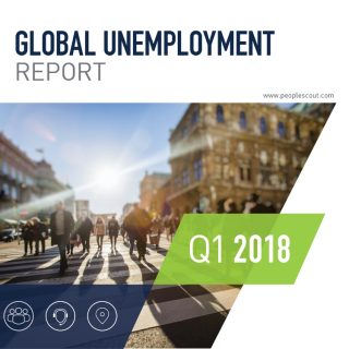 Global Unemployment Report – Q1 2018