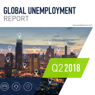 Global Unemployment Report – Q2 2018