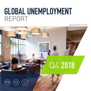 The Global Unemployment Report – Q4 2018