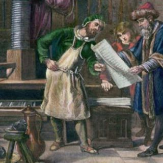 Gutenberg and the Information Age