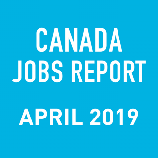 PeopleScout Canada Jobs Report Analysis — April 2019