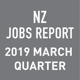 PeopleScout New Zealand Jobs Report Analysis — March Quarter 2019