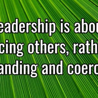 Leading Through Influencing