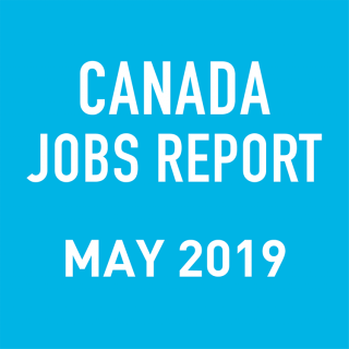 PeopleScout Canada Jobs Report Analysis — May 2019