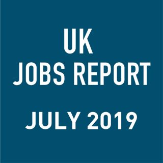 PeopleScout UK Jobs Report Analysis – July 2019