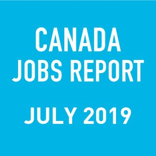 PeopleScout Canada Jobs Report Analysis — July 2019