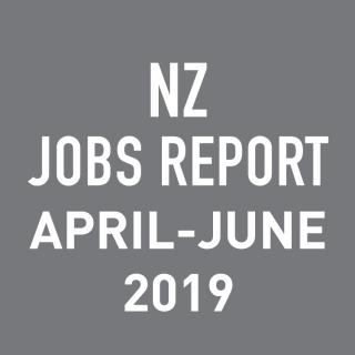 PeopleScout New Zealand Jobs Report Analysis — June Quarter 2019