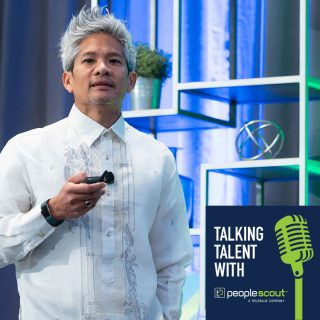 Talking Talent Leadership Profile: Eric de los Santos