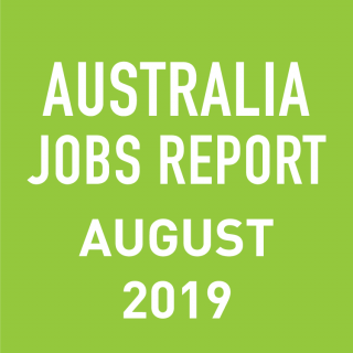 PeopleScout Australia Jobs Report Analysis – August 2019