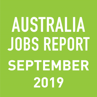 PeopleScout Australia Jobs Report Analysis – September 2019