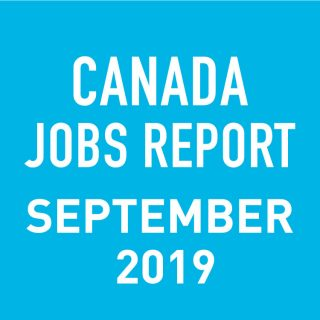 PeopleScout Canada Jobs Report Analysis — September 2019