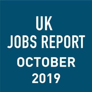 PeopleScout UK Jobs Report Analysis - October 2019