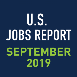 PeopleScout U.S. Jobs Report Analysis – September 2019
