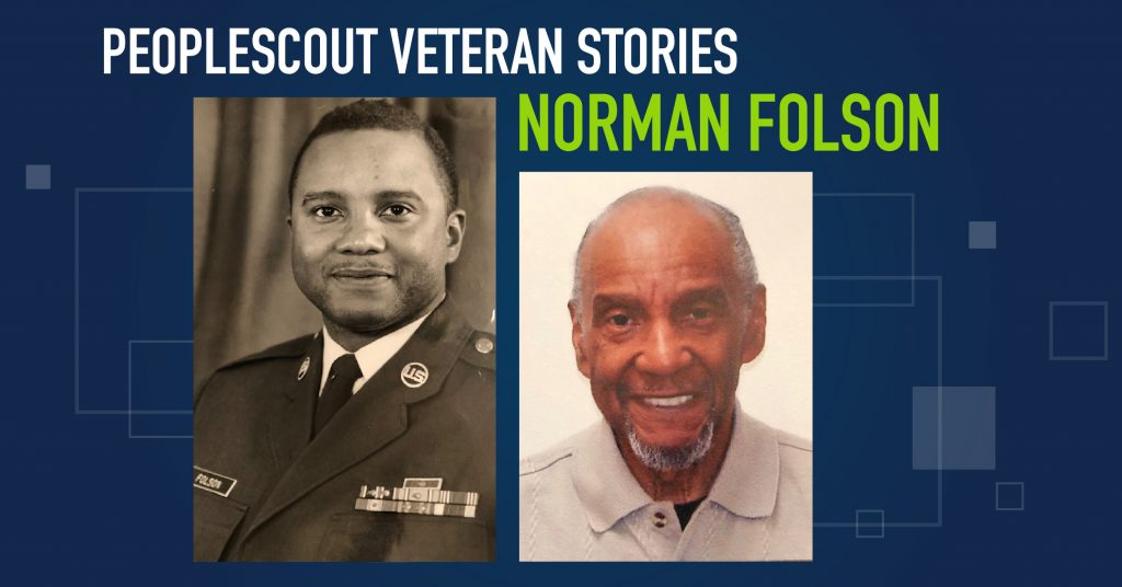 peoplescout veteran stories norman folson