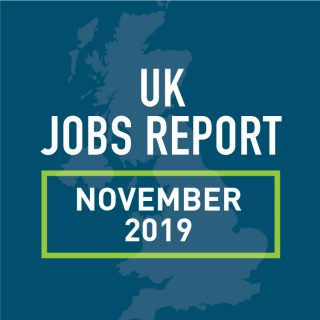 PeopleScout UK Jobs Report Analysis — November 2019