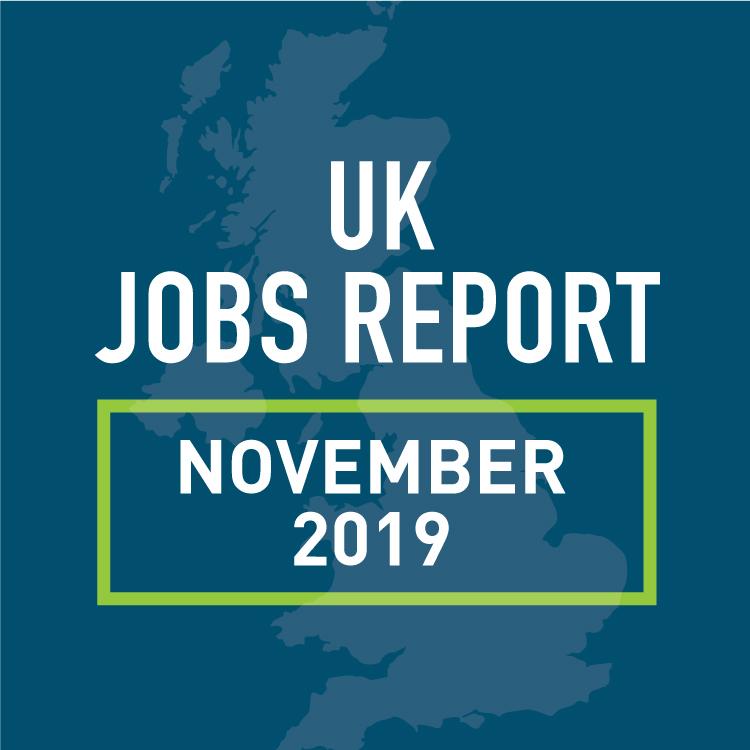 PeopleScout UK Jobs Report Analysis — November 2019