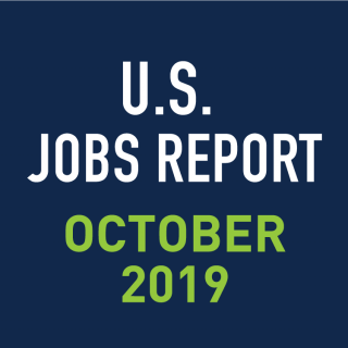 PeopleScout U.S. Jobs Report Analysis — October 2019