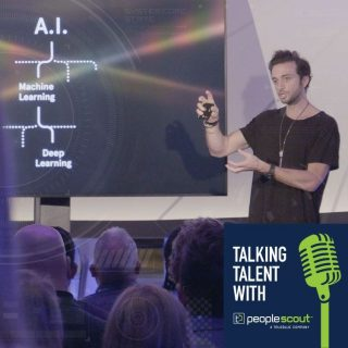 Talking Talent: Artificial Intelligence and the Future of Talent