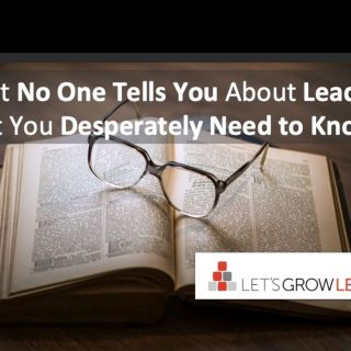 Some Critical Truths About Leading