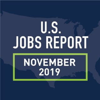 PeopleScout U.S. Jobs Report Analysis — November 2019