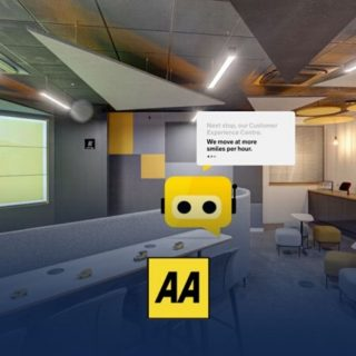The AA: Bot-Powered, Brand Boosting Innovation