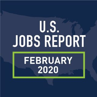 PeopleScout U.S. Jobs Report Analysis — February 2020