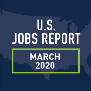 PeopleScout U.S. Jobs Report Analysis — March 2020