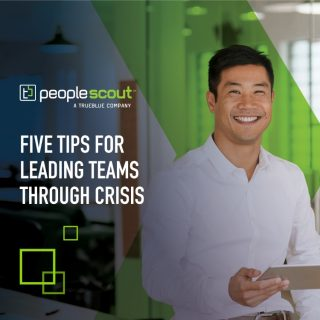 Five Tips for Leading Teams Through Crisis