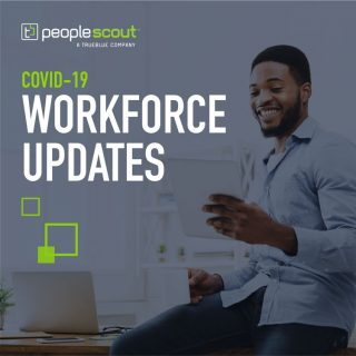 COVID-19 and the Workforce: February 19, 2021