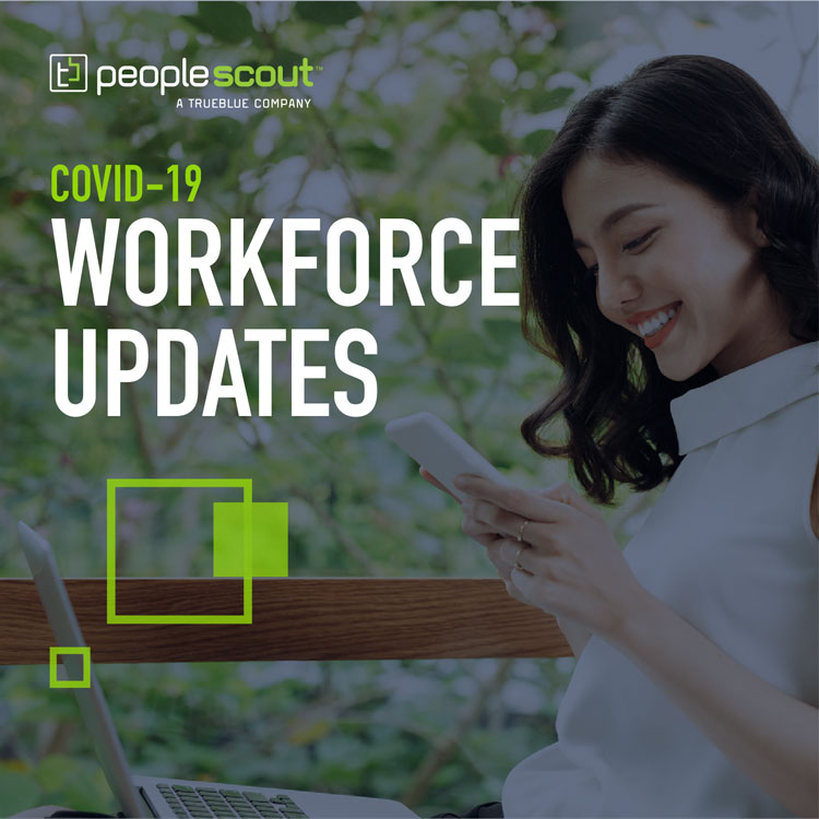 COVID-19 and the Workforce: March 5, 2021