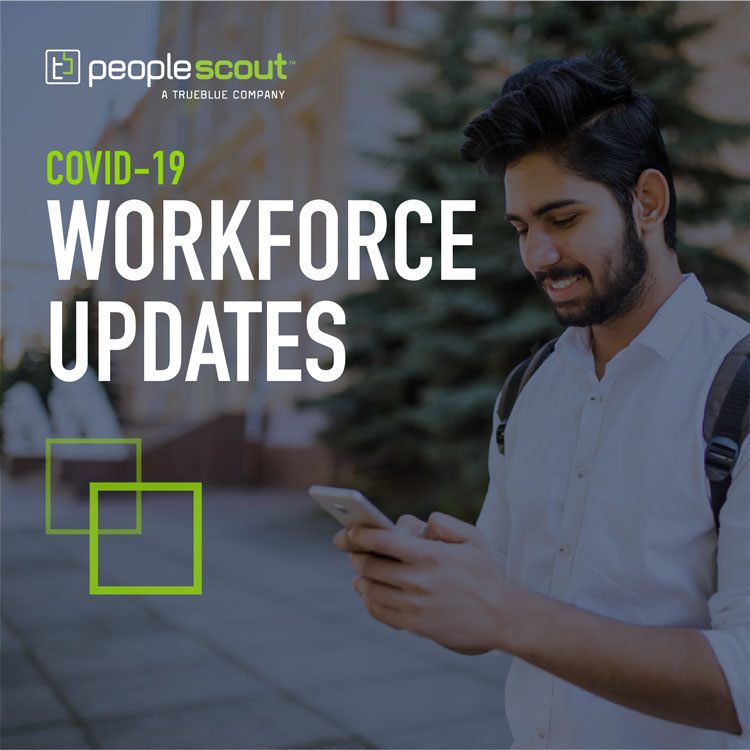 COVID-19 and the Workforce: May 7, 2021