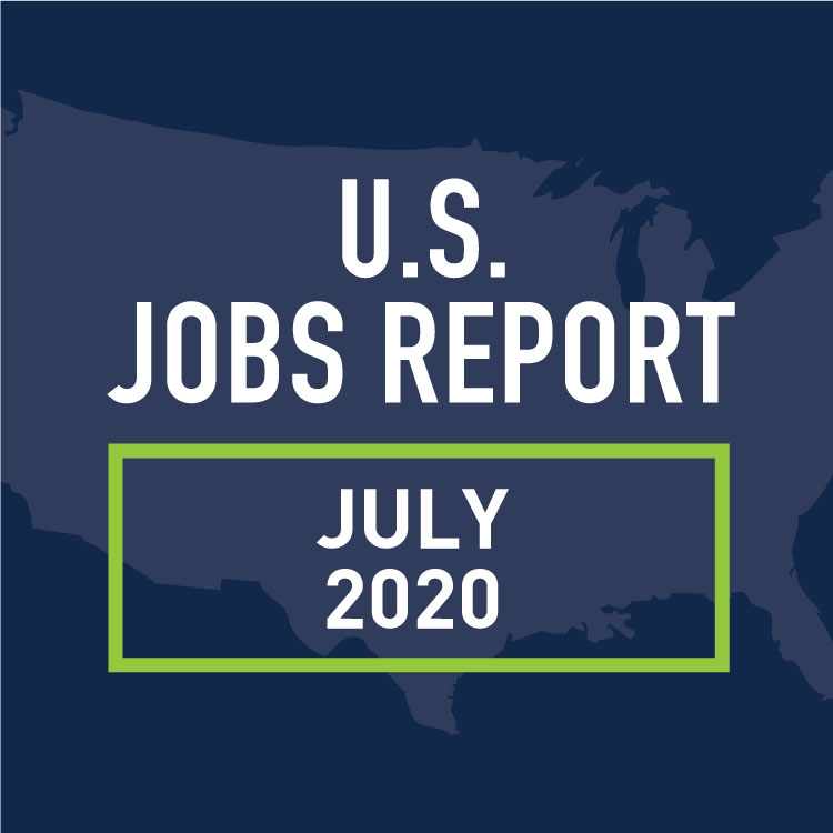 PeopleScout U.S. Jobs Report Analysis – July 2020