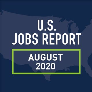 PeopleScout U.S. Jobs Report Analysis – August 2020