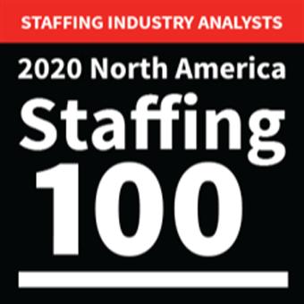 2020 Staffing 100