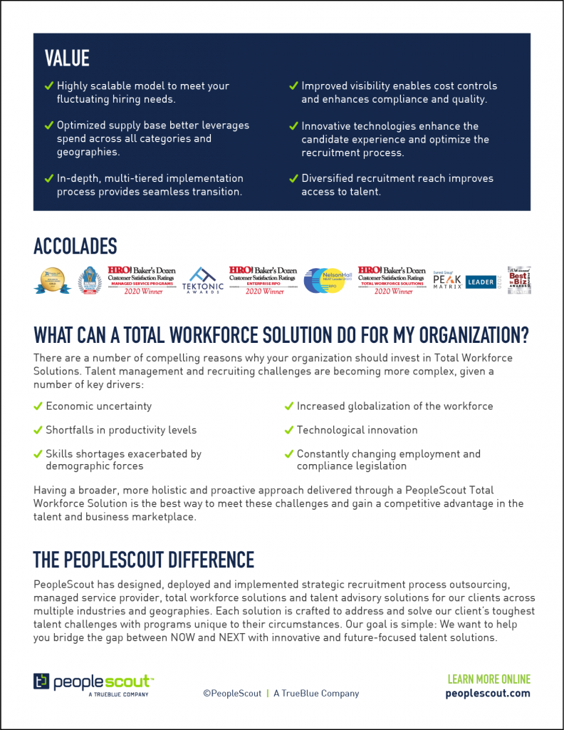 total workforce solutions