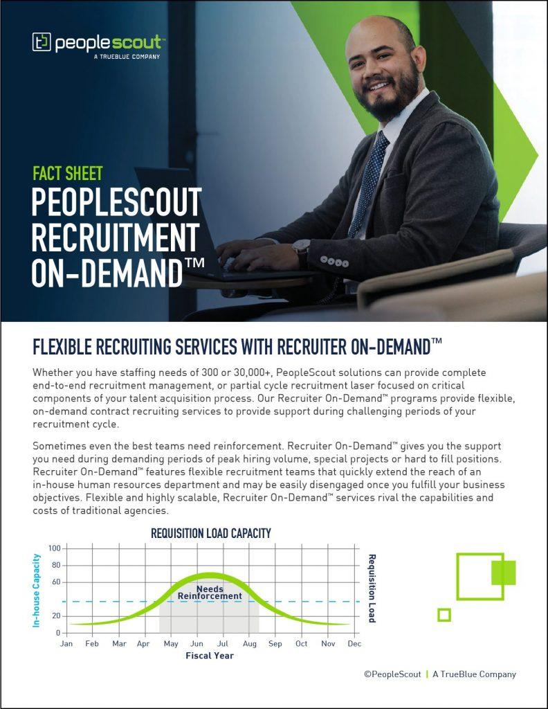 Recruiter On-Demand