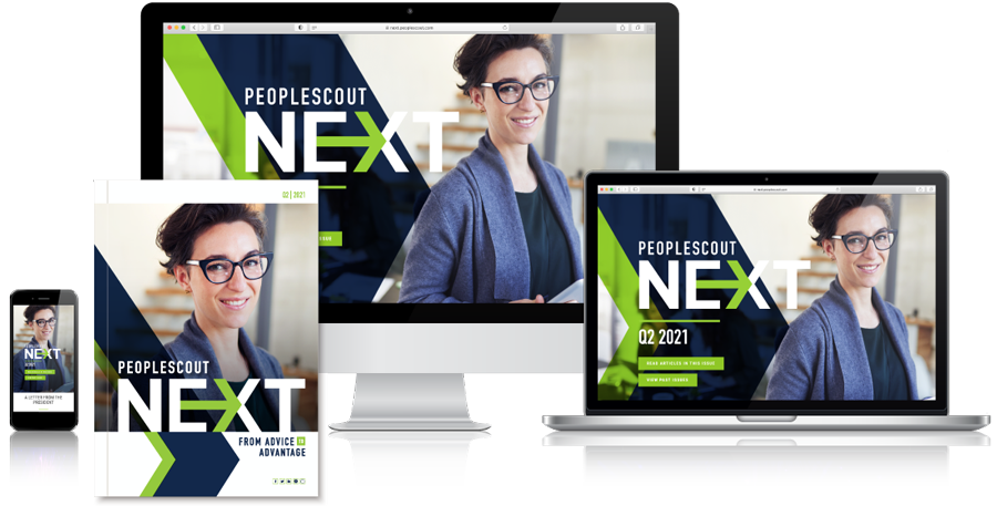 YOUR GUIDE TO WHAT'S NEXT IN TALENT ACQUISITION