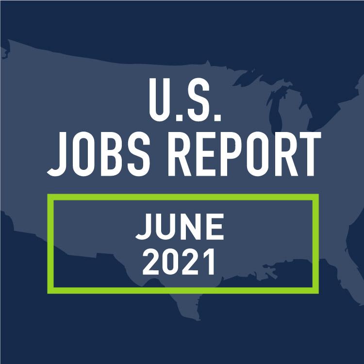 PeopleScout Jobs Report Analysis – June 2021