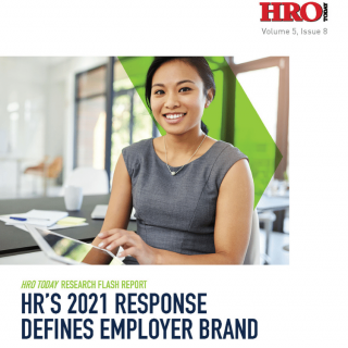 How HR's Response Defines Employer Brand in 2021