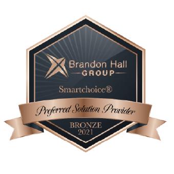 Brandon Hall Group Smartchoice® Preferred Solution Provider 2021